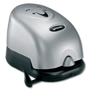 Corchetera y perforadora eléctrica (corch-perf-po140)